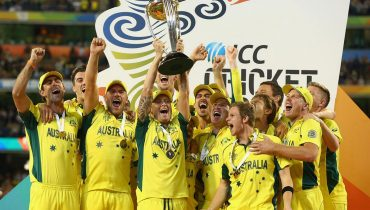 Australia ICC 2015 WorldCup Winner