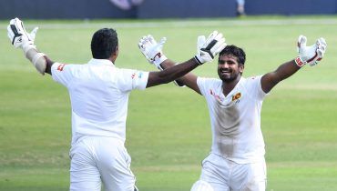 Sri Lanka triumph in South Africa