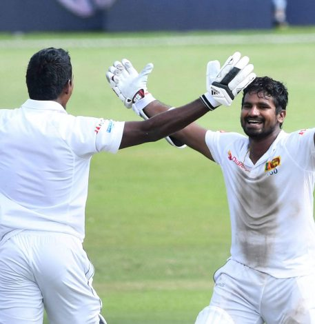 Sri Lanka epic test win in SA