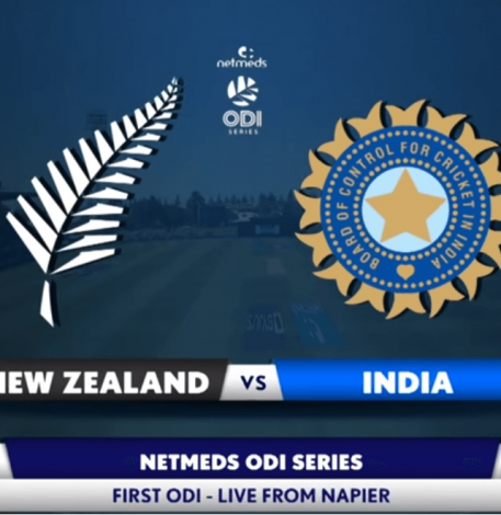 Highlights: India v NZ 1st ODI