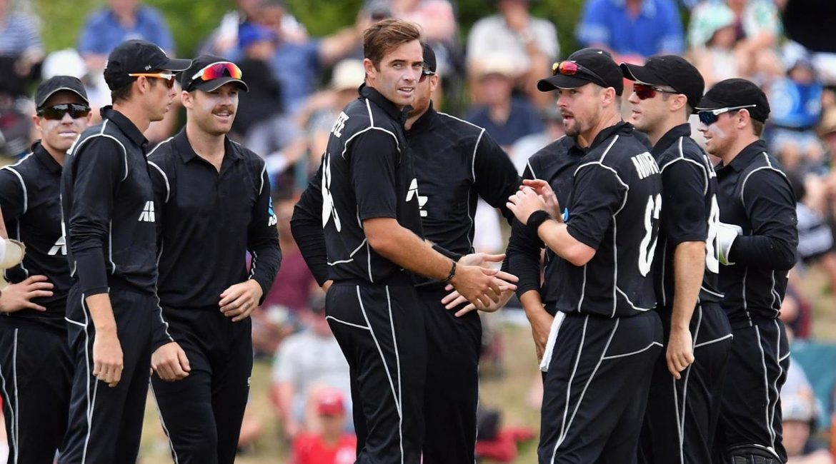 New Zealand World Cup Squad