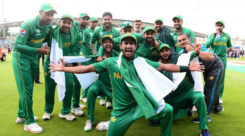 Pakistan World Cup 19 Squad