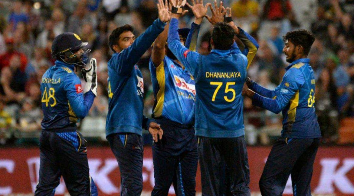 Sri Lanka World Cup Squad