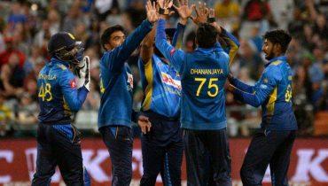 Sri Lanka World Cup Squad