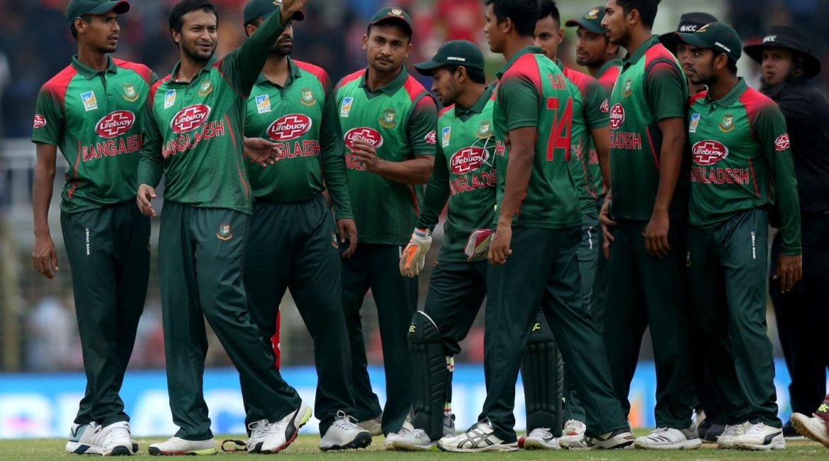 Bangladesh World Cup Squad