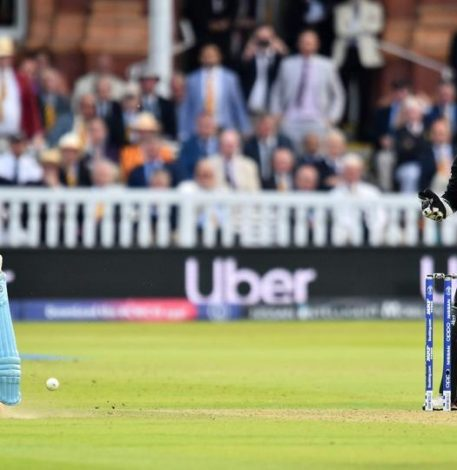 England win CWC after Super Over