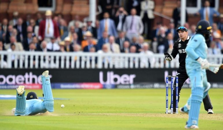 England vs New Zealand CWC 19 Super Over