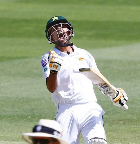 Babar Azam registered maiden century in Australia